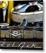 V8 Bel Air Metal Print