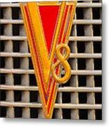 V8 Lasalle Metal Print