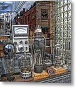 Vacuum Tubes And Diodes - Wallace Idaho Metal Print