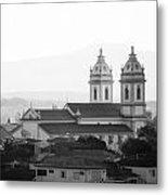 Catedra Nossa Senhora Da Gloria - Rio De Janeiro - Brazil Metal Print