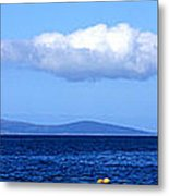 Valentia Island Lighthouse Metal Print
