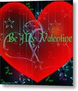 Valentine 4 Metal Print
