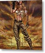 Valkyrie One Metal Print