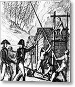 Valley Forge, 1777 Metal Print