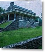 Valley Forge Station Metal Print