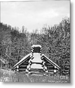 Valley Forge Winter 13  Per Request Metal Print