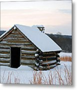 Valley Forge Winter 2 Metal Print
