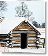 Valley Forge Winter 3 Metal Print