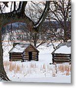 Valley Forge Winter 6 Metal Print