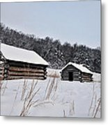 Valley Forge Winter 7 Metal Print