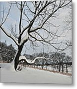 Valley Forge Winter 9 Metal Print