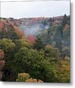 Valley Of Color Metal Print