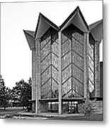 Valparasio University Chapel Of The Ressurection Metal Print by University Icons