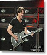 Van Halen-7394b Metal Print
