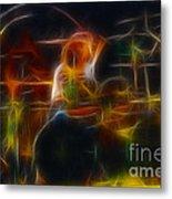 Van Halen-alex-93-gc5-fractal Metal Print