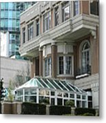 Vancouver Architectural Heritage Metal Print