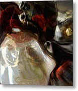 Variations On A Theme Metal Print by Judy Paleologos