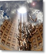 Vatican Ancient Metal Print