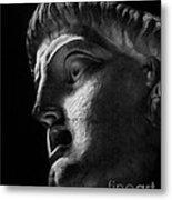 Vatican Sculpture Metal Print