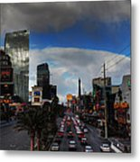 Vegas Strip 002  Metal Print