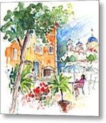 Velez Rubio Townscape 03 Metal Print