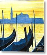 Venezia Venice Italy Metal Print