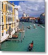 Venice 4 Metal Print