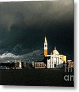 Venice Island Saint Giorgio Maggiore Metal Print
