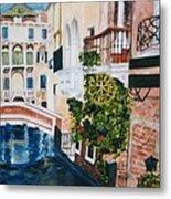 Venice- Italy Metal Print