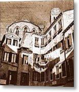 Venice Old 1 Metal Print