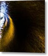 Ventilation Tunnel 2 Metal Print