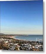 Ventura Skyline Metal Print