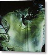 Venus Subaqua Metal Print