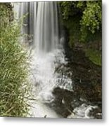 Vermillion River Falls 1 Metal Print