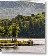 Vermonts Lake Fairlee Metal Print