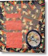 Vernal Equinox Hare Metal Print