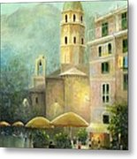 Vernazza Italy Metal Print