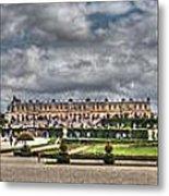 Versailles In The Afternoon Metal Print
