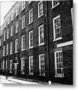 verulam buildings grays inn London England UK Metal Print