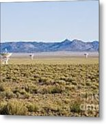 Very Large Array Metal Print