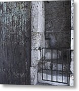 Very Old City Architecture No 2 Metal Print