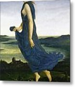 Vesper The Evening Star Metal Print