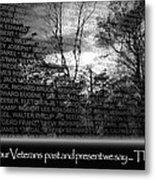 Veteran's Day  Metal Print