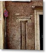 Via Margana  Metal Print
