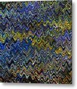 Vibrant Colors Metal Print