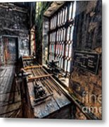Victorian Workshops Metal Print by Adrian Evans