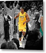 Victory And Defeat Metal Print