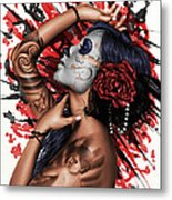 Vidas Angel Metal Print by Pete Tapang