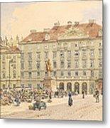 Vienna 1913 Metal Print