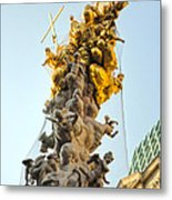 Vienna Austria Metal Print by Gregory Dyer